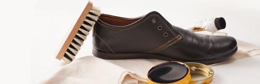 Восстановление обуви и чистка